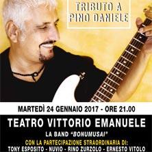 Tony Esposito - Tributo a Pino Daniele