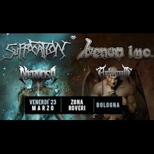 Venom Inc + Suffocation + guests