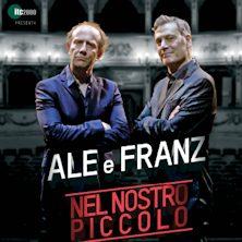 """Ale e Franz """"Nel Nostro Piccolo""""Trieste"""