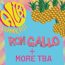 Alibi Summer Fest.: Ron Gallo - Twee - Keet e More + more tba
