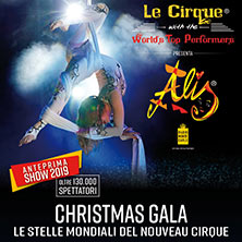 Le Cirque World's Top Performers - AlisGenova