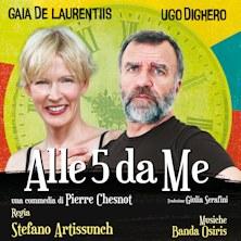 Gaia De Laurentiis e Ugo DigheroFerrara