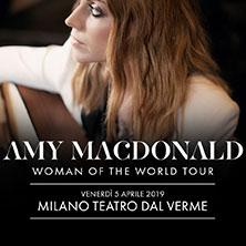 Amy MacdonaldMilano