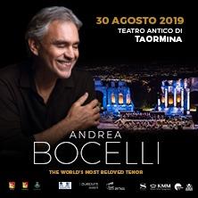 Andrea BocelliTaormina