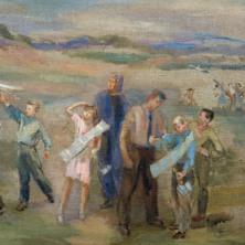 Il racconto della pittura. L' arte a San Pietroburgo