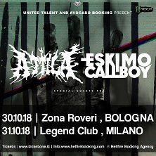 Attila + Eskimo Callboy + guest