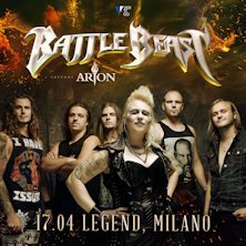 Battle BeastMilano