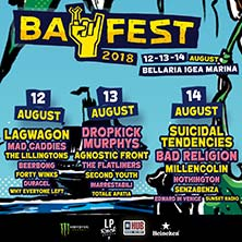 Bay Fest 2018 - Day 3 - Suicidal Tendencies + Bad Religion + others