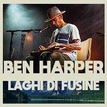 foto ticket Ben Harper - solo