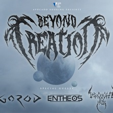 Beyond Creation + Gorod + GuestRetorbido