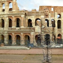 Liu Bolin - The Invisible Man