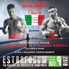 Boxe Night PratoPrato