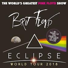Brit Floyd Eclipse World Tour
