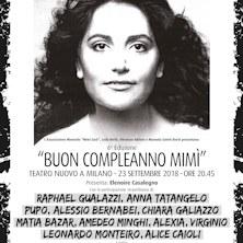 Buon Compleanno Mimi'Milano