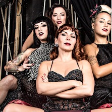 Caput Mundi International Burlesque AwardRoma
