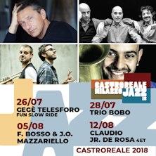 Abbonamento 4 giorni Castroreale Jazz