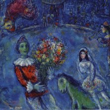 Chagall. Sogno d'amore