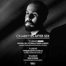 Cigarettes After Sex - Rock in Roma