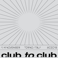 Club To Club FestivalTorino