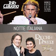 Toto Cutugno e i Ricchi e Poveri