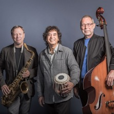 Dave Holland, Zakir Hussain and Chris Potter Trio