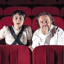Natalino Balasso e Marta Dalla Via In Delusionist
