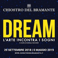 DREAM L'arte incontra i sogni