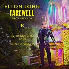 foto ticket VIP PACKAGE Elton John