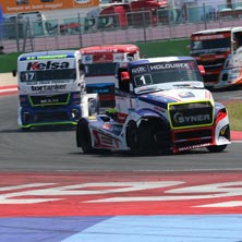 FIA European Truck Racing Championship - DOMENICA