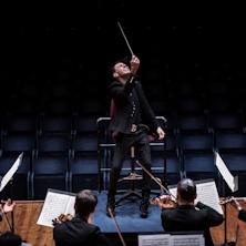 Ezio Bosso dirige STRADIVARIfestival Chamber OrchestraTrento