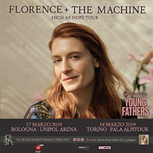 Florence + the MachineTorino