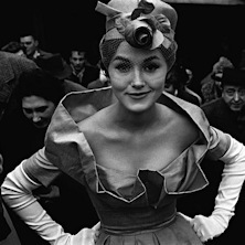 "foto ticket Mostra ""Frank Horvat"" presso Sale Chiablese"