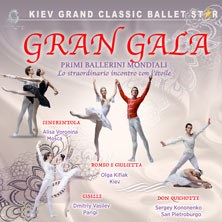 Gran Gala' di DanzaMantova