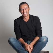 Giuseppe Giacobazzi - Noi mille volti e una bugiaBergamo