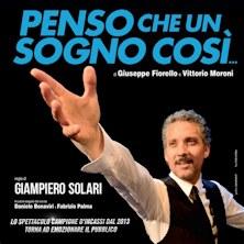 Beppe Fiorello - Penso che un sogno cosiPalermo