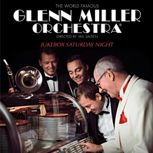 GLENN MILLER ORCHESTRA Jukebox Saturday NightRoma
