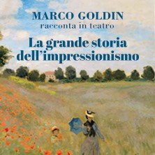 Marco Goldin - La grande storia dell'impressionismoBergamo
