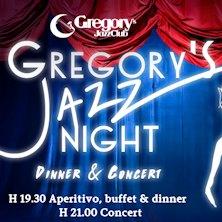 Gregory's Jazz Night - Steve NelsonRoma
