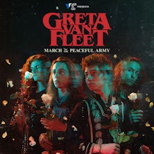 GRETA VAN FLEET IN ITALIA