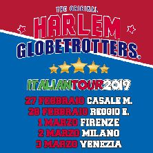 Harlem Globetrotters Italian Tour 2019Reggio Emilia
