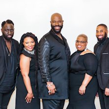 The Harlem Voices feat. Dr. E.B.Turner
