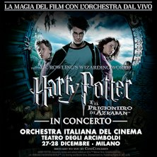 Harry Potter e il Prigioniero di Azkaban™ in ConcertoMilano