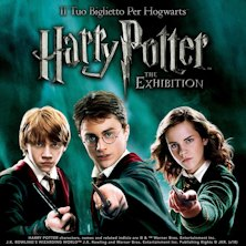 AUDIOGUIDE Harry Potter: The Exhibition