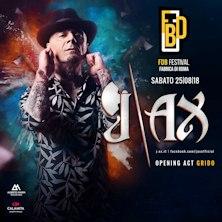J-Ax + Grido - FDB FESTIVALFabrica di Roma