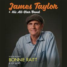 James Taylor + Bonnie Raitt
