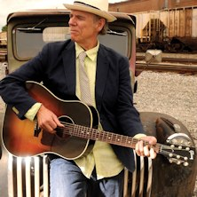 John Hiatt and Band - Chiari Blues Festival