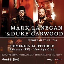Mark Lanegan and Duke GarwoodRoncade