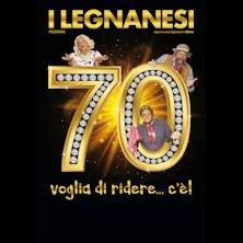 I Legnanesi - 70 anni di risateVercelli