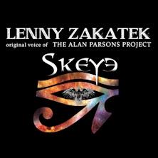 Lenny Zakatek - original voice of The Alan Parsons Project - & SKEYE in concertBergamo