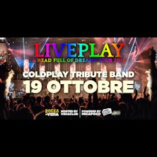 Liveplay Tributo ai Coldplay